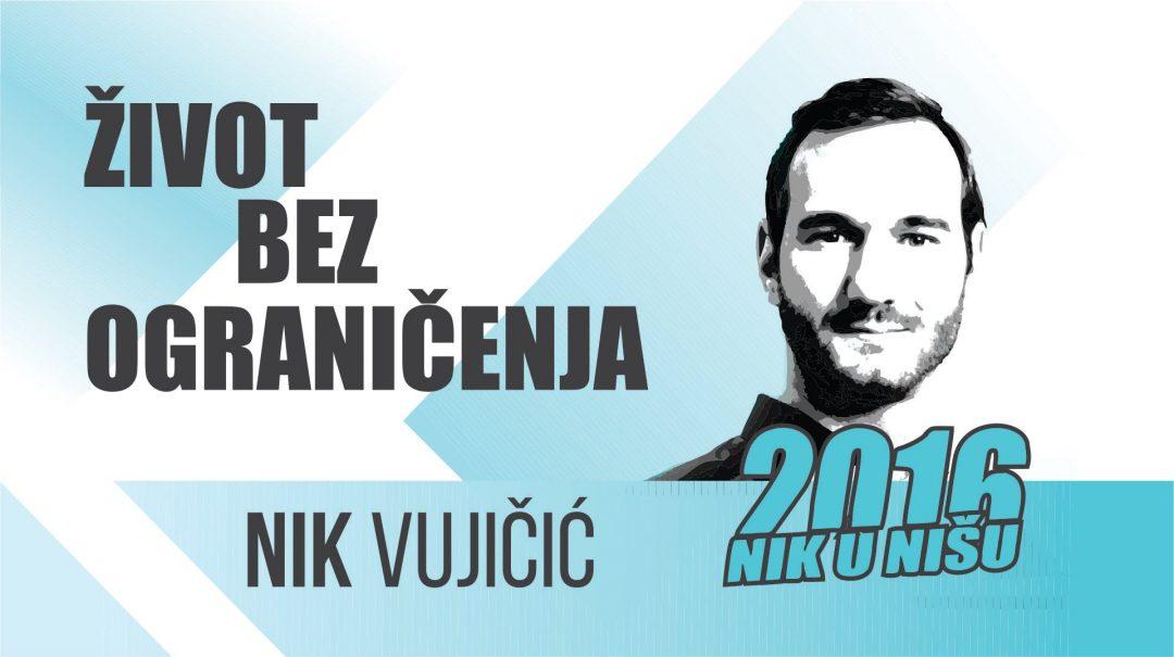 """Video striming motivacionog govora Nika Vujičića """"Život bez ograničenja"""""""