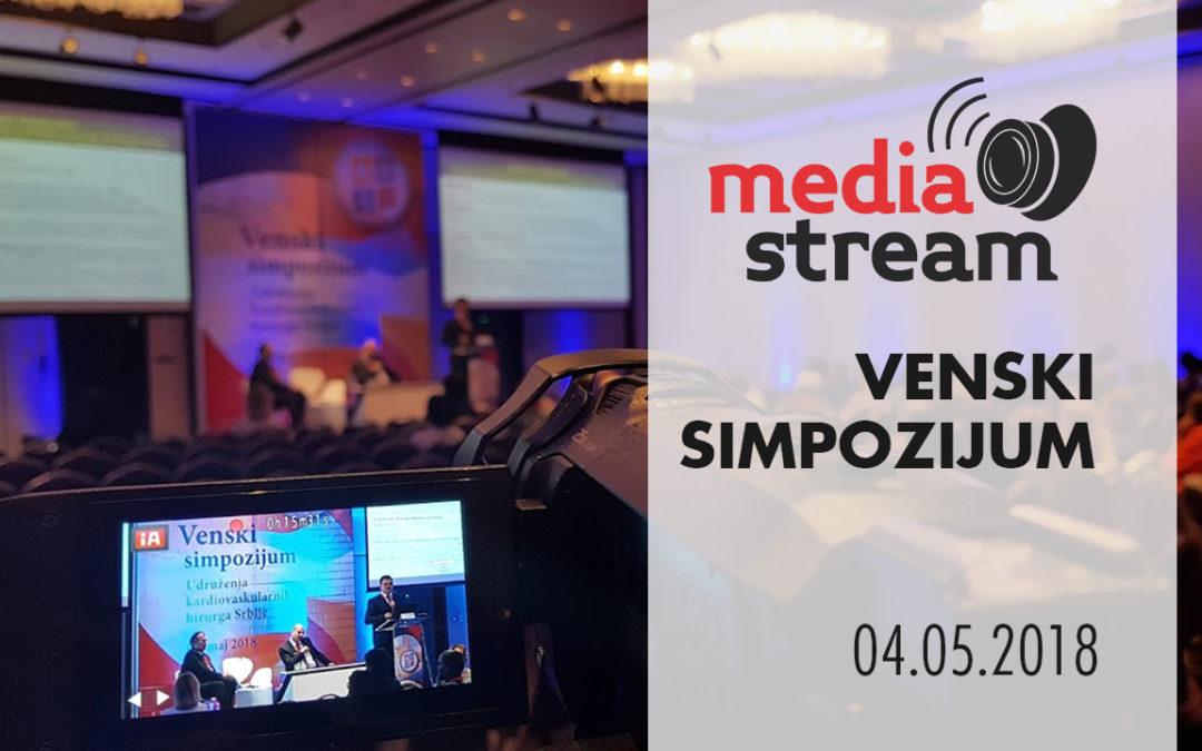 Video Striming Venskog simpozijuma u organizaciji Kliničkog Centra Srbije