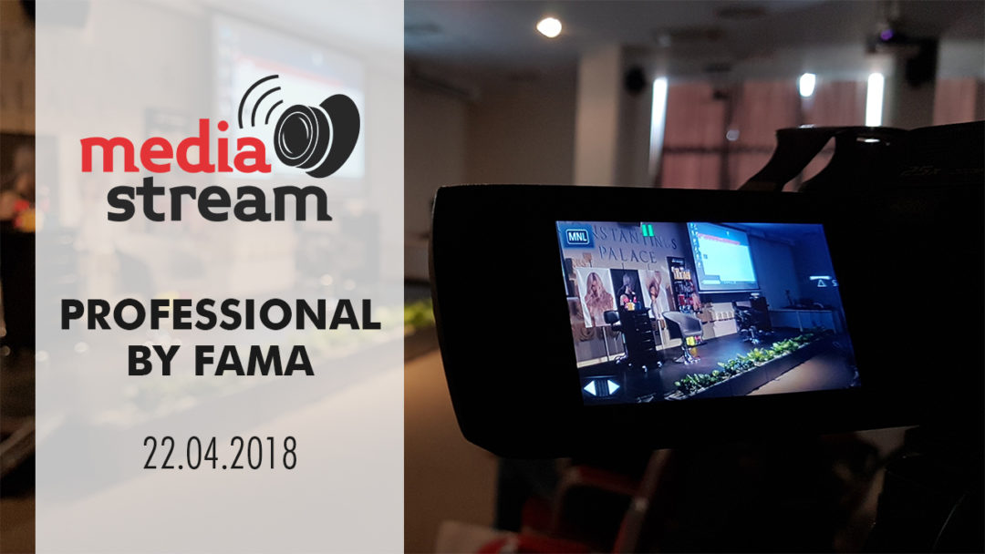 professional by fama - video striming media stream