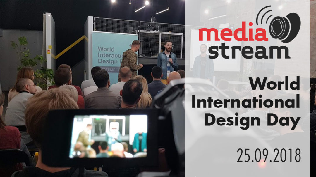 Video Striming događaja World International Design Day u Nišu
